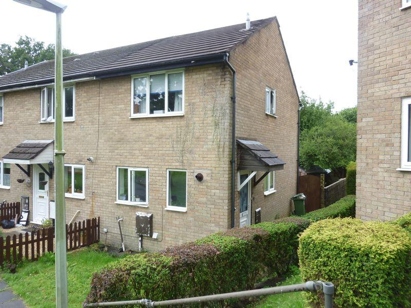 2 Bedrooms End Of Terrace House for sale in Cherry Tree Walk, Talbot Green, CF72 8RG