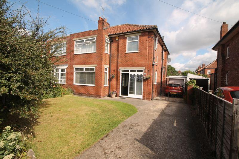 4 Bedrooms Semi Detached House for sale in Emerson Avenue, Linthorpe