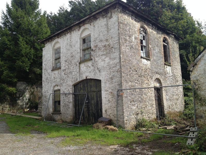 Land Commercial for sale in Llwyn Du Mansion, Llwyn Du Lodge in Llangain, Carmarthen SA33 5AH