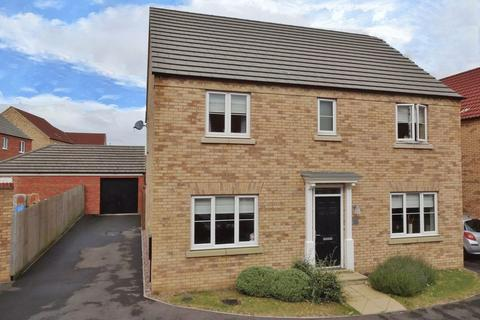 4 bedroom detached house for sale - Windermere Drive, Oakley Vale, Corby