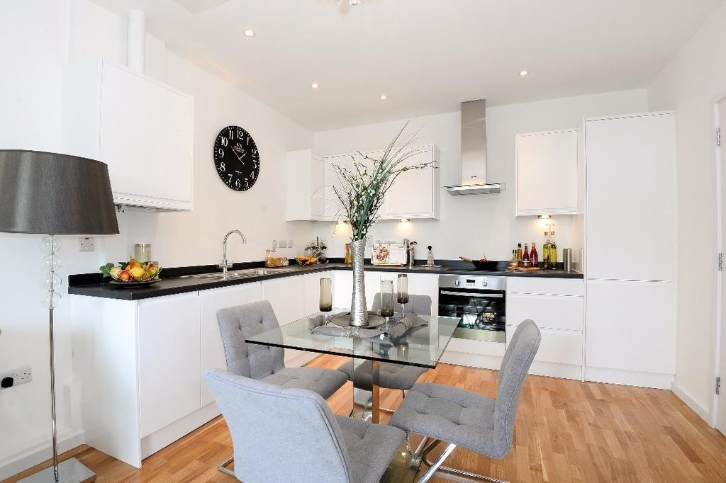 1 Bedroom Flat for sale in Martello Lofts Portland Road Hove BN3