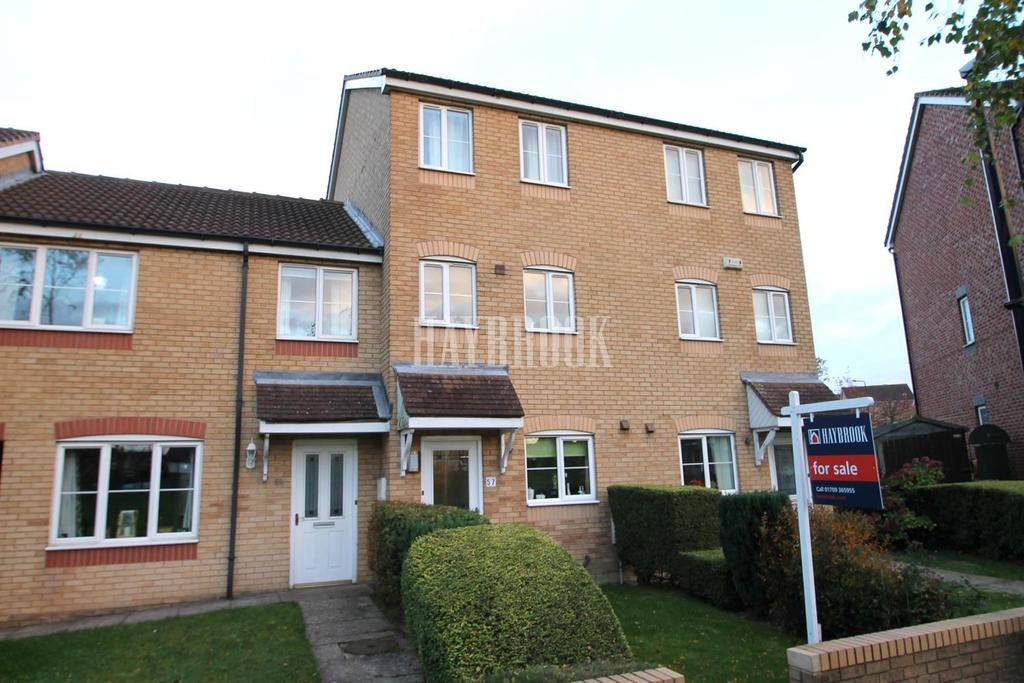 3 Bedrooms Terraced House for sale in Paddock Drive, Woodlaithes Village