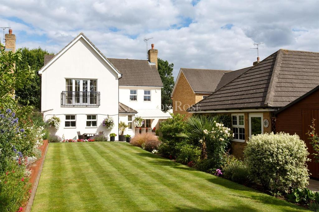 5 Bedrooms Detached House for sale in Wickham Bishops