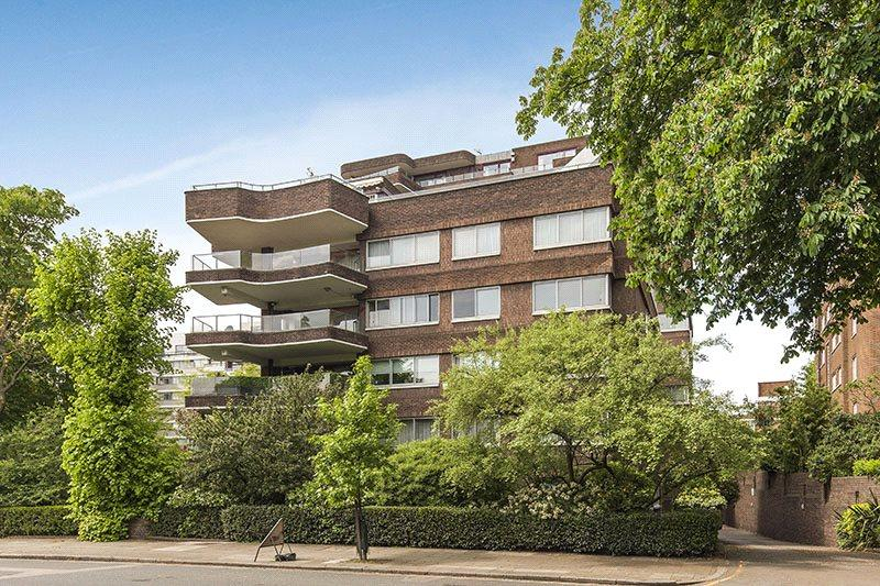 4 Bedrooms Flat for sale in Avenue Road, St. John's Wood, London, NW8