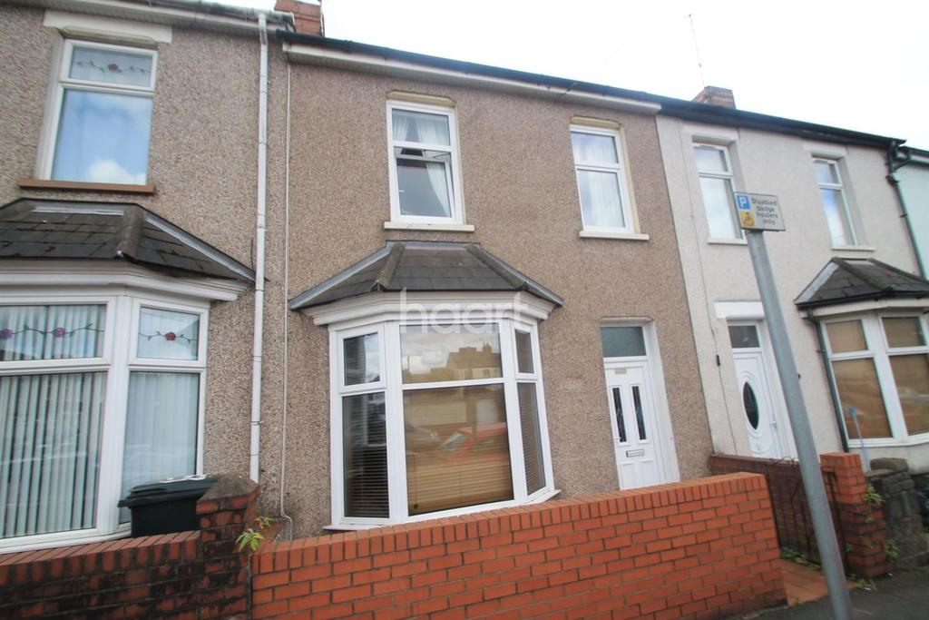 3 Bedrooms Terraced House for sale in Stafford Road, Newport