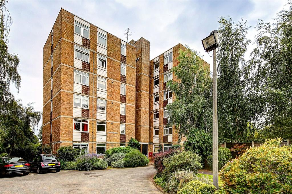 2 Bedrooms Flat for sale in Grovewood, 345 Sandycombe Road, TW9