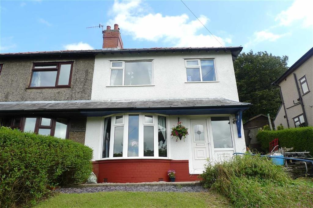 3 Bedrooms Semi Detached House for sale in Leek Road, Buxton, Derbyshire