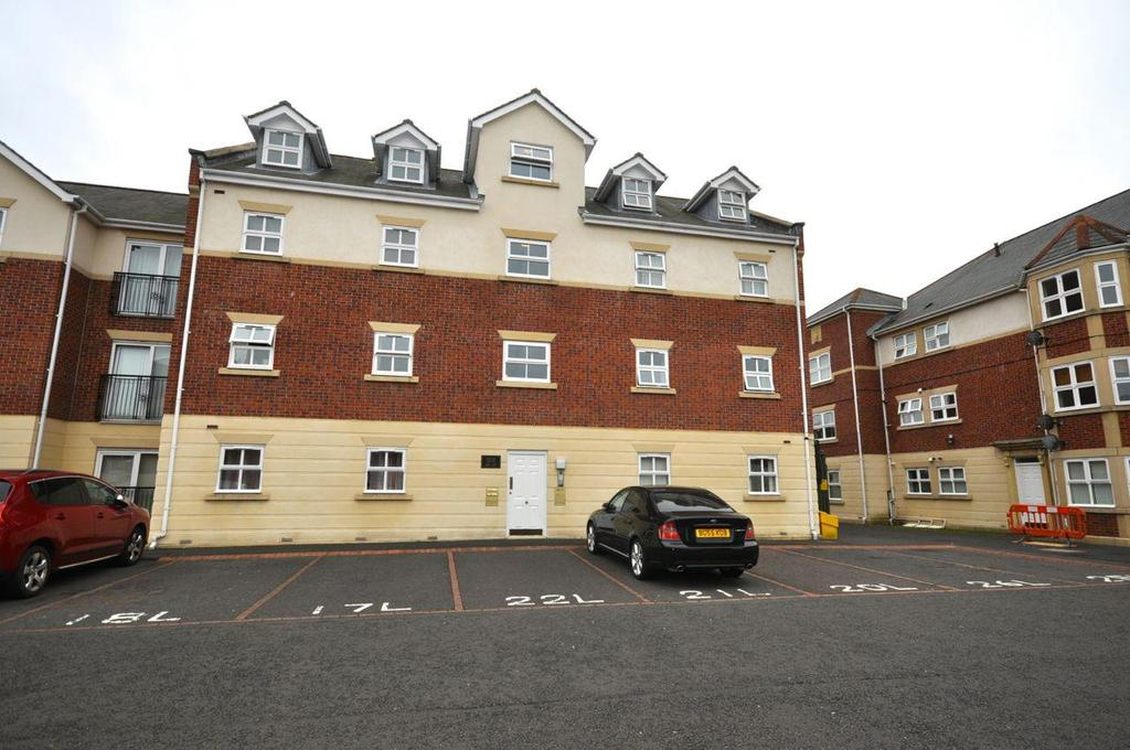 1 Bedroom Apartment Flat for sale in Louise House, Sunderland