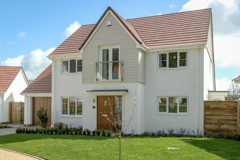 4 Bedrooms Detached House for sale in PLOT 9, OAK TREE GARDENS, WEST HILL