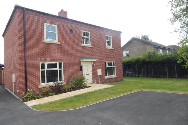 4 Bedrooms Detached House for sale in Wighay Road, Hucknall, Nottingham, NG15