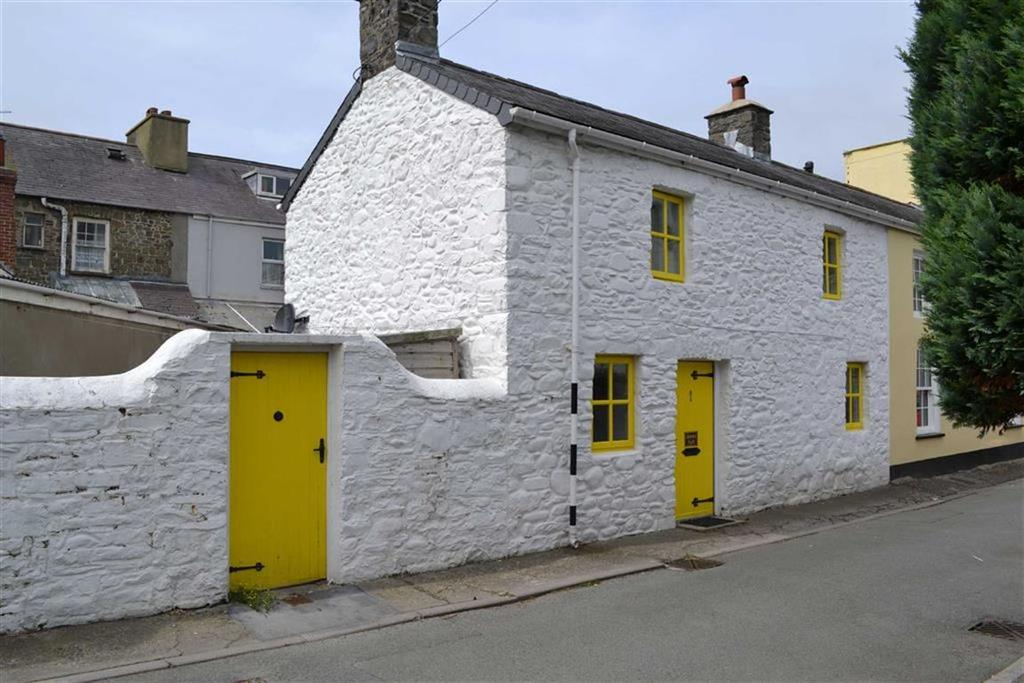 2 Bedrooms Terraced House for sale in Darkgate Street, Aberaeron