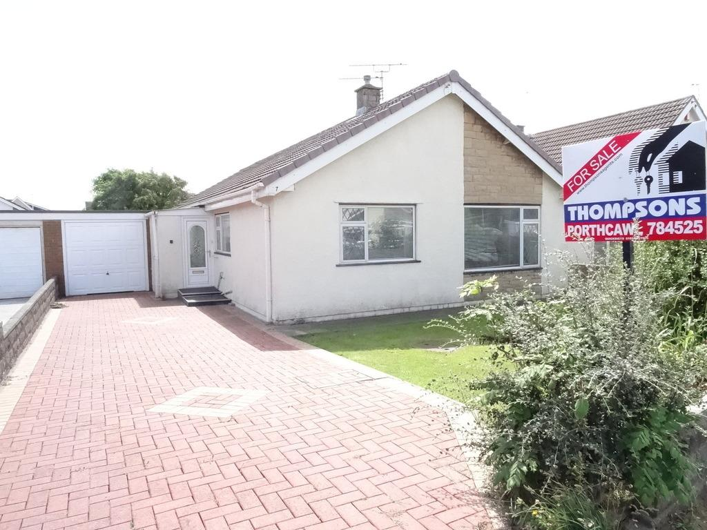 3 Bedrooms Detached Bungalow for sale in TURNSTONE ROAD, NOTTAGE, PORTHCAWL, CF36 3RD
