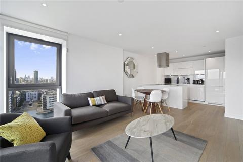 2 bedroom flat to rent - Horizons Tower, 1 Yabsley Street, London, E14