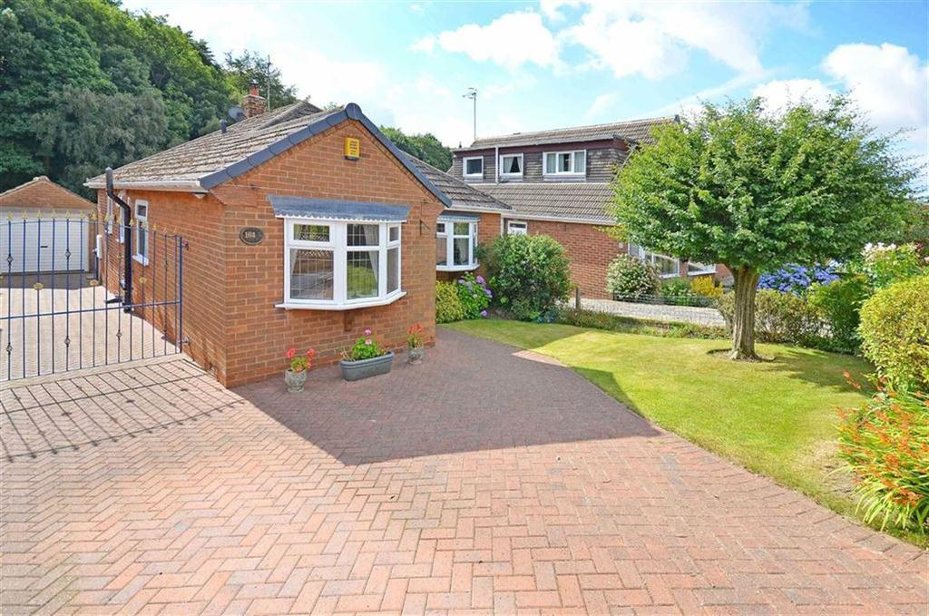 3 Bedrooms Bungalow for sale in 164, Stonelow Road, Dronfield, Derbyshire, S18