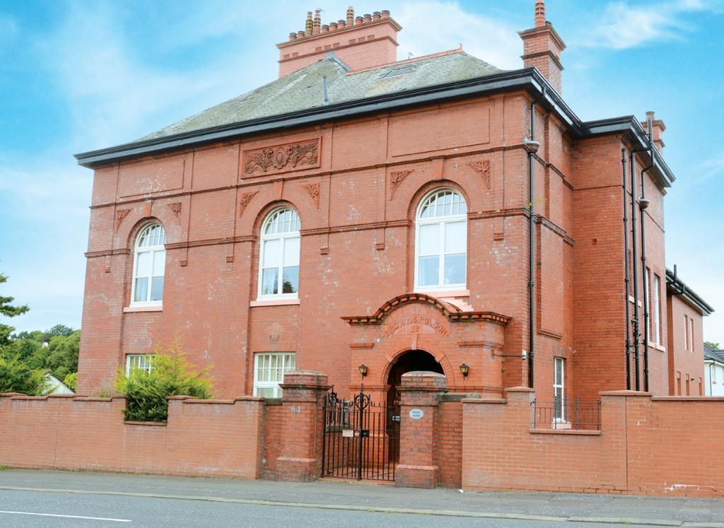 2 Bedrooms Flat for sale in 64 Falside Road, Paisley, PA2 6JU