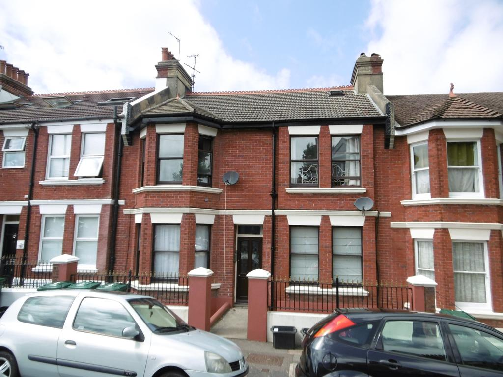 2 Bedrooms Apartment Flat for rent in Balfour Road, Brighton BN1