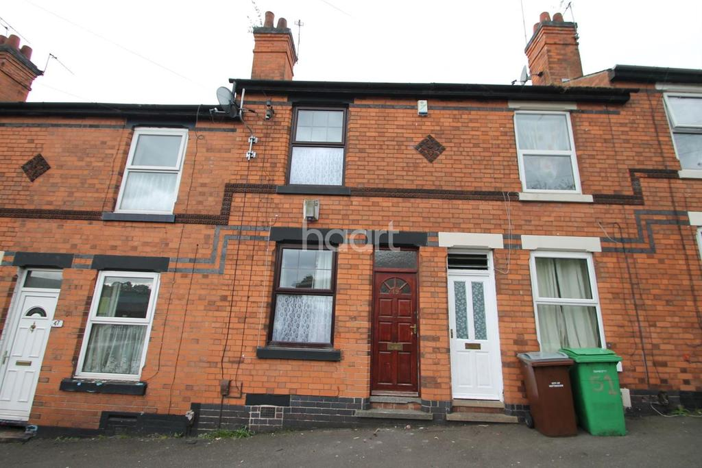 2 Bedrooms Terraced House for sale in Edale Road, Sneinton, Nottingham