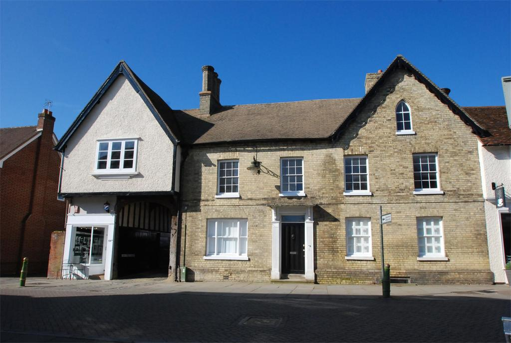 6 Bedrooms Semi Detached House for sale in High Street, Buntingford, Hertfordshire