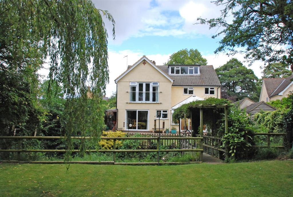 5 Bedrooms Detached House for sale in Aspenden, Buntingford, Hertfordshire, SG9