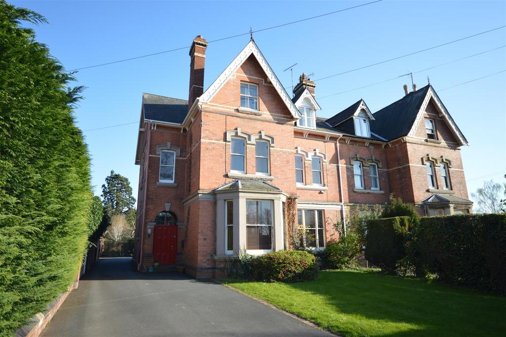 8 Bedrooms Semi Detached House for sale in Aylestone Hill, Hereford