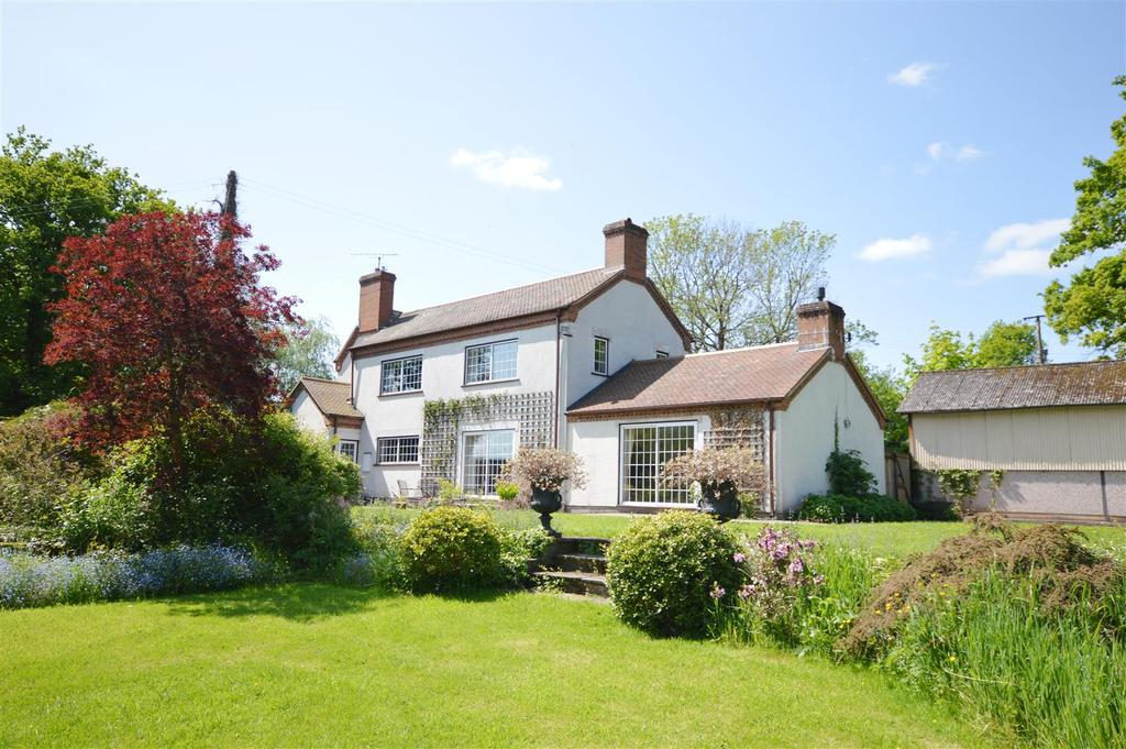 4 Bedrooms Detached House for sale in Eardisley