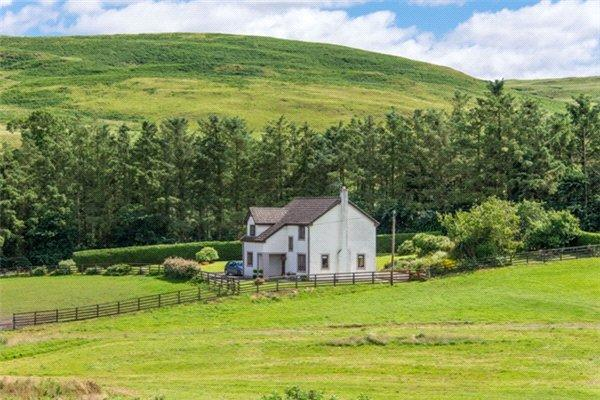4 Bedrooms Equestrian Facility Character Property for sale in Esker House, Newmill On Slitrig, Hawick, Scottish Borders, TD9
