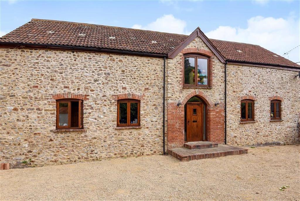 3 Bedrooms Detached House for sale in Middle Ford Farm, Ford Street, Wellington, Somerset, TA21