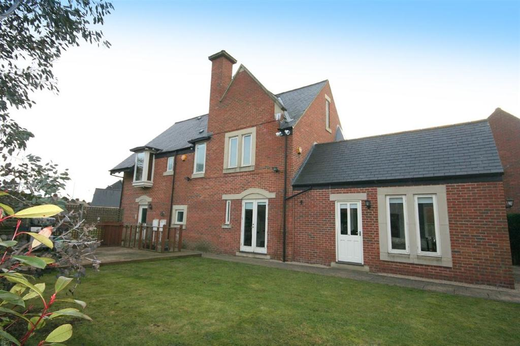 5 Bedrooms House for sale in The Steadings, Nevilles Cross, Durham