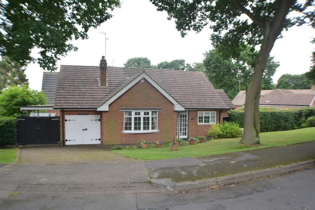 3 Bedrooms Detached Bungalow for sale in Waterson Avenue, Mansfield