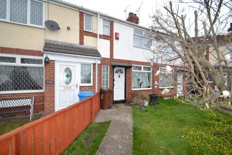 2 bedroom terraced house to rent - Roslyn Road, Hull