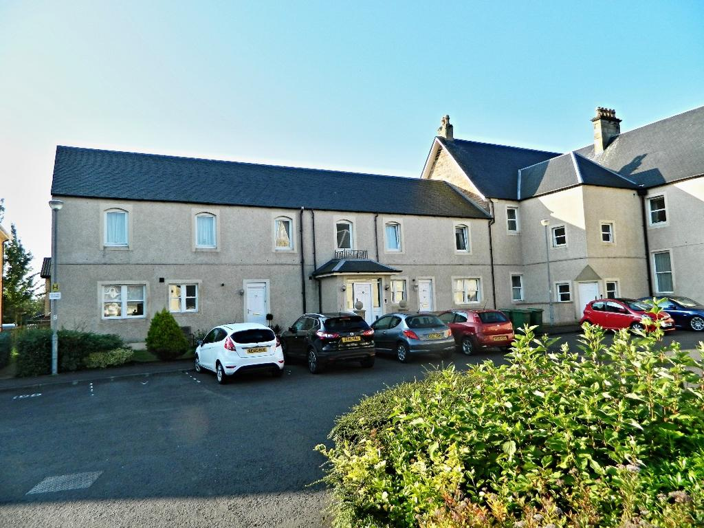 1 Bedroom Flat for sale in St Leonards Wynd, Ayr, Ayrshire, KA7 2PA