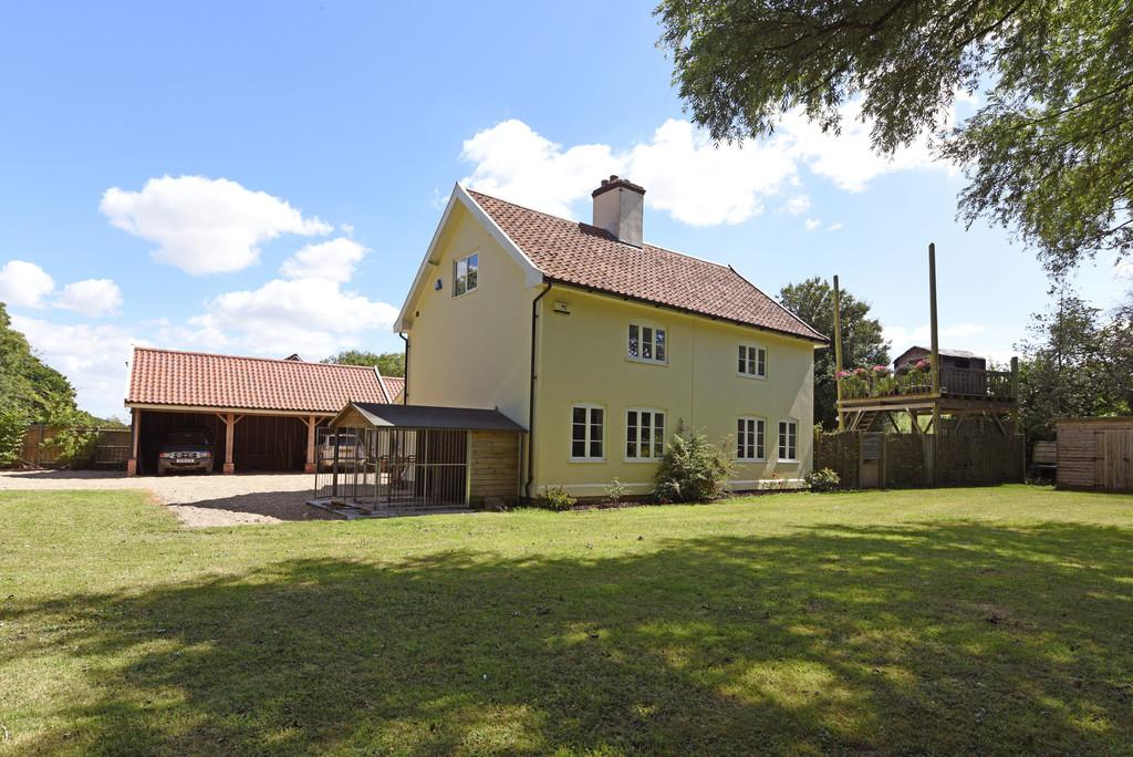 5 Bedrooms Detached House for sale in Stradbroke, Suffolk