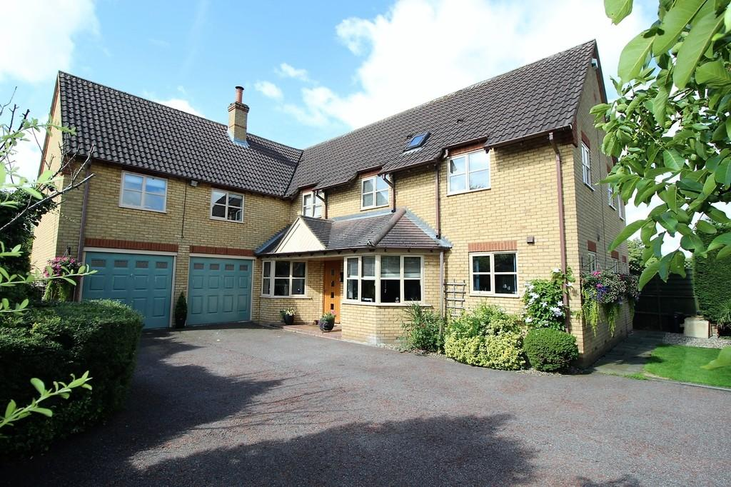6 Bedrooms Detached House for sale in St Neots Road, Hardwick