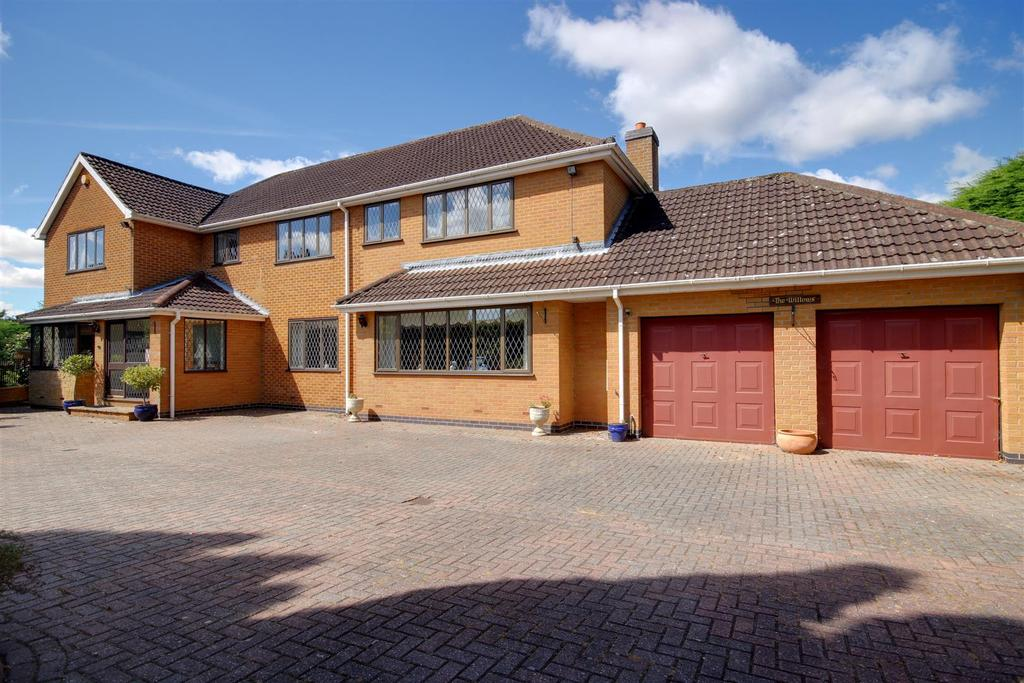 5 Bedrooms Detached House for sale in Roxton Hall Drive, North Ferriby
