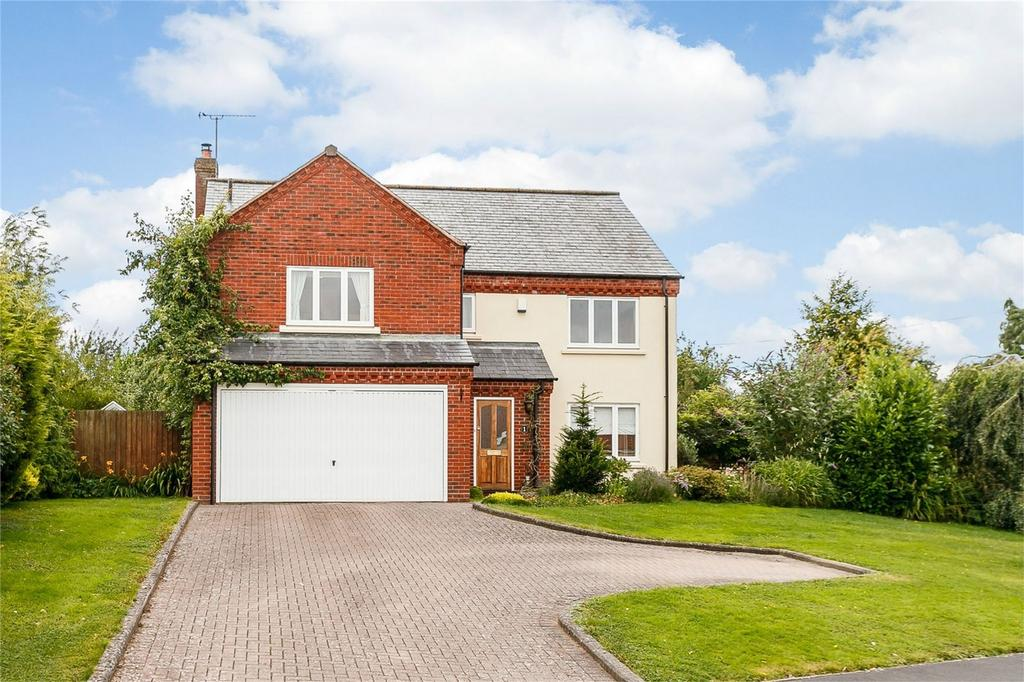 5 Bedrooms Detached House for sale in Mill Pool Place, Cleobury Mortimer, Kidderminster