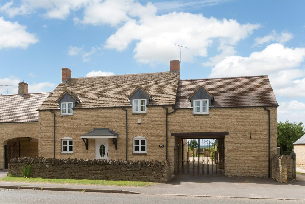 5 Bedrooms Link Detached House for sale in Main Street, Long Compton