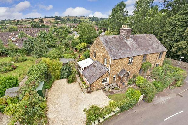 3 Bedrooms Semi Detached House for sale in School Lane, Lower Brailes, Banbury