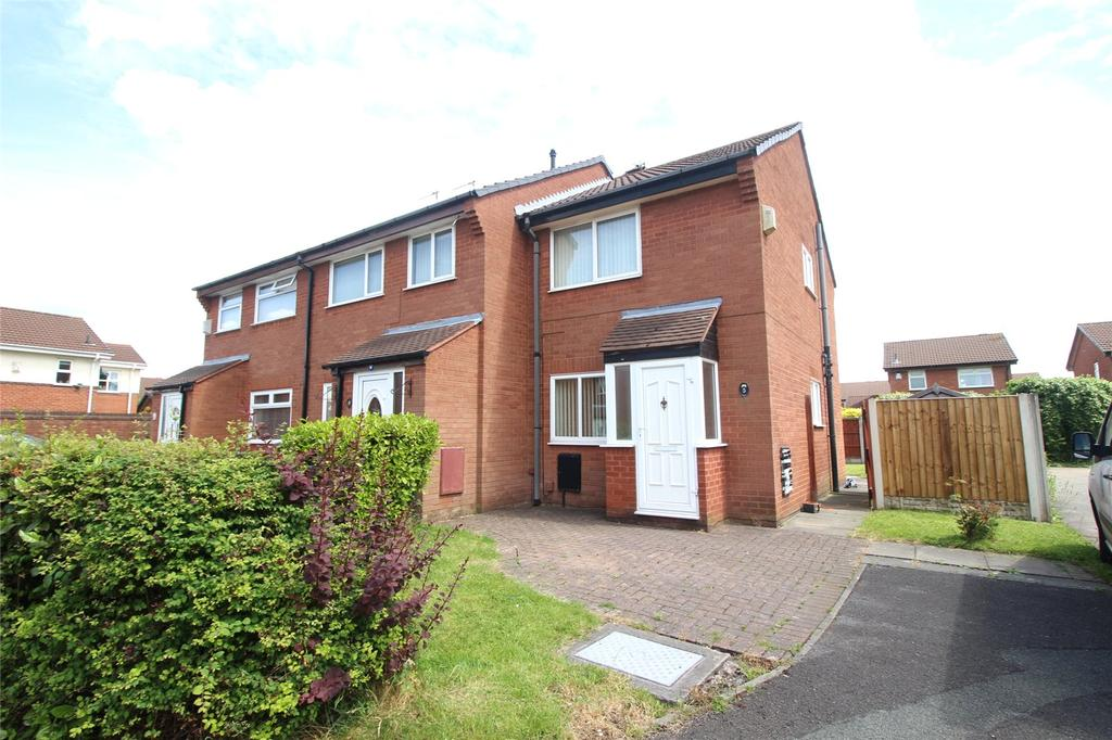 2 Bedrooms Semi Detached House for sale in Kingston Close, Liverpool, Merseyside, L12