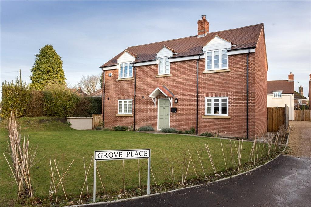 4 Bedrooms Detached House for rent in Grove Place, East Grafton, Marlborough, Wiltshire, SN8