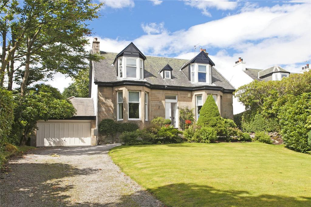 5 Bedrooms Detached House for sale in Avonmore, West Glen Road, Kilmacolm, Renfrewshire