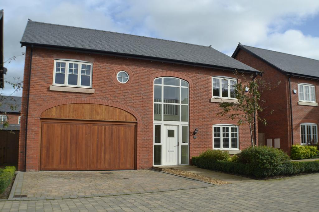 4 Bedrooms Detached House for sale in Meadowside, Off Moss End Lane, Smallwood
