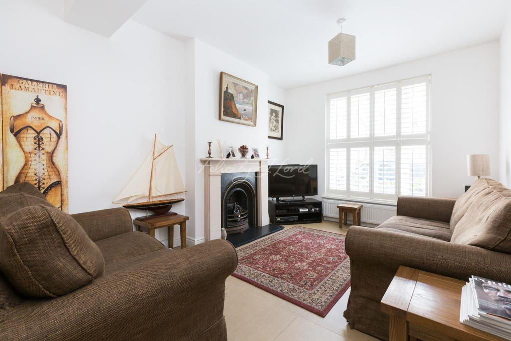 5 Bedrooms Terraced House for sale in Rumbold Road, Fulham SW6