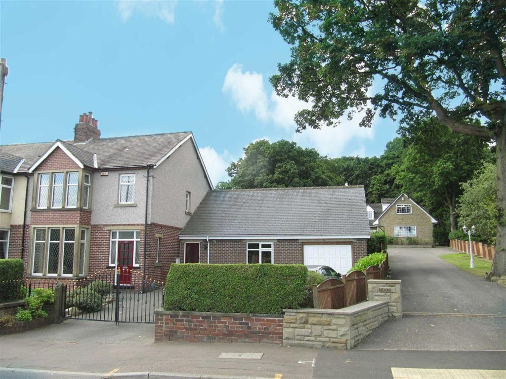 5 Bedrooms Semi Detached House for sale in Wakefield Road, Dalton, Huddersfield, HD5