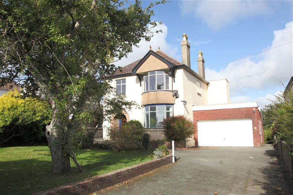 4 Bedrooms Detached House for sale in Townstal Pathfields, Dartmouth, Devon, TQ6