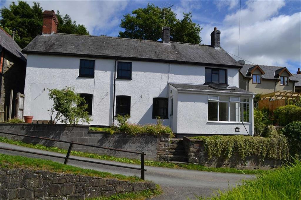 4 Bedrooms Cottage House for sale in Gwernant, Bont Dolgadfan, Llanbrynmair, Powys, SY19