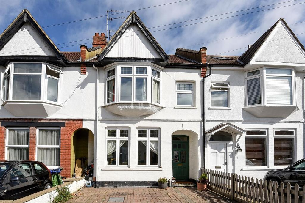 4 Bedrooms Terraced House for sale in Coombe Gardens, New Malden, KT3