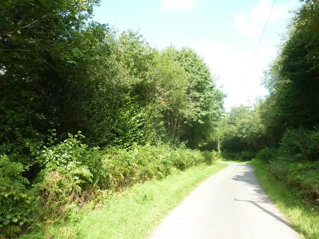 Land Commercial for sale in Llangadog