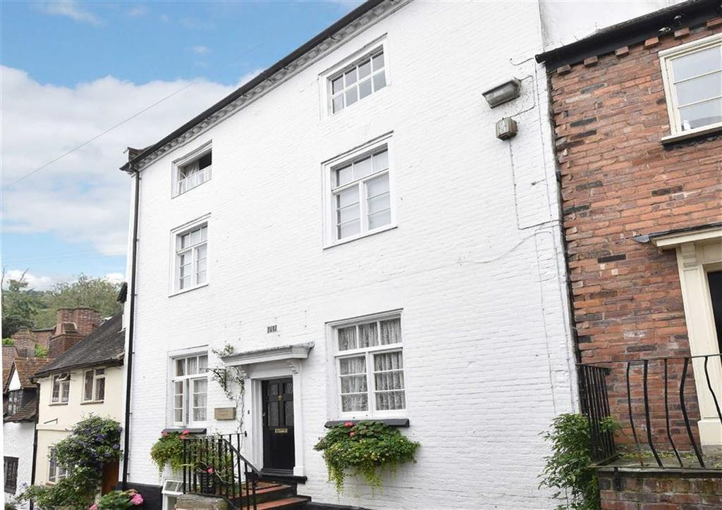 2 Bedrooms Apartment Flat for sale in 30 Anchor Court, Cartway, High Town, Bridgnorth, Shropshire, WV16