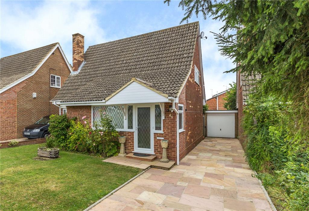 3 Bedrooms Detached House for sale in Trowley Hill Road, Flamstead, St. Albans, Hertfordshire