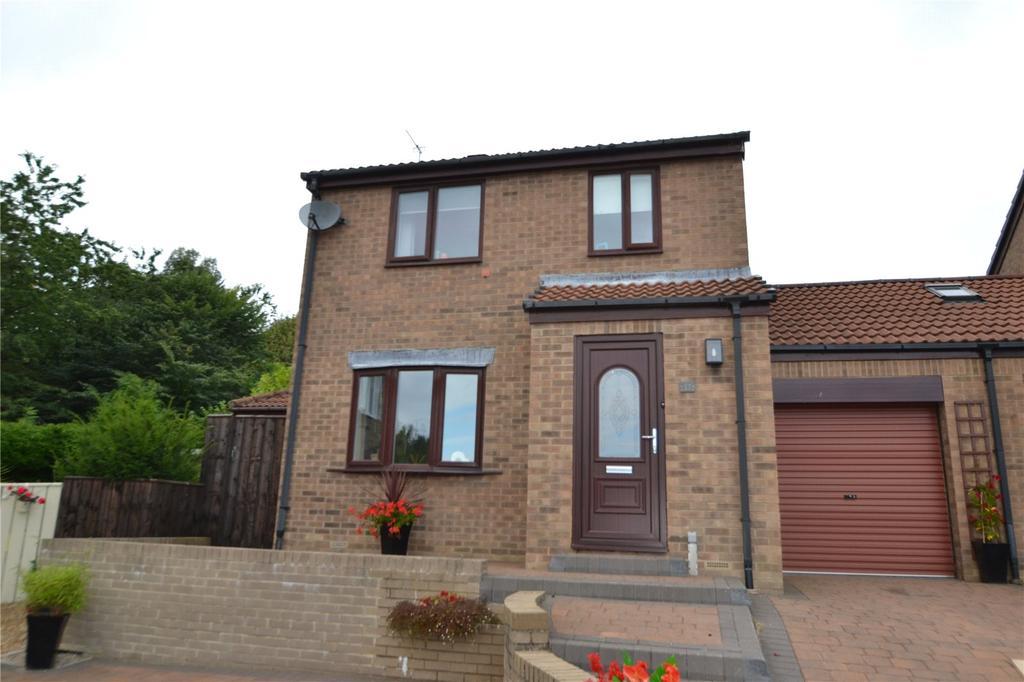 3 Bedrooms Link Detached House for sale in Lambton Court, Oakerside, Peterlee, Co.Durham, SR8